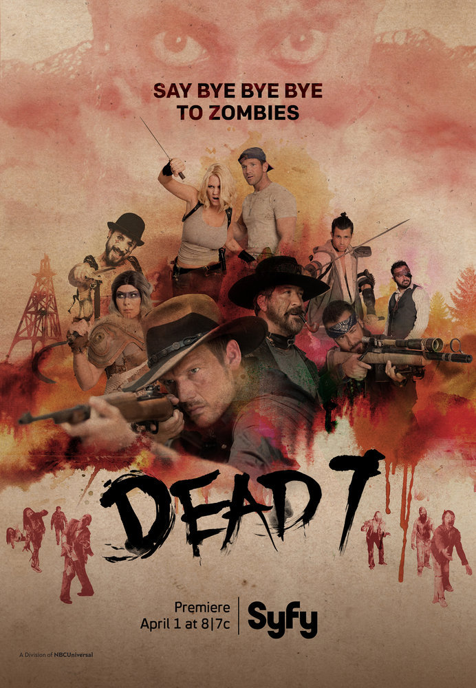 Dead 7 - Season 2016